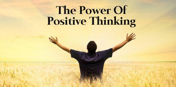 Pozitif düşünce olumlu düşünme teknikleri