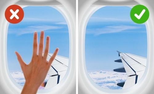 Uçakta Bunları Yapmamalısınız!