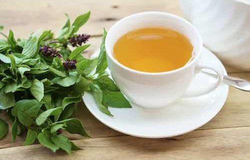 hint fesleğeni çay tarifi