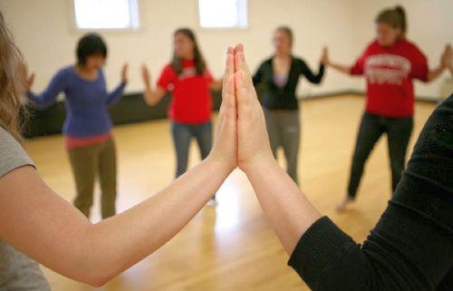 dans terapisi nasıl yapılır