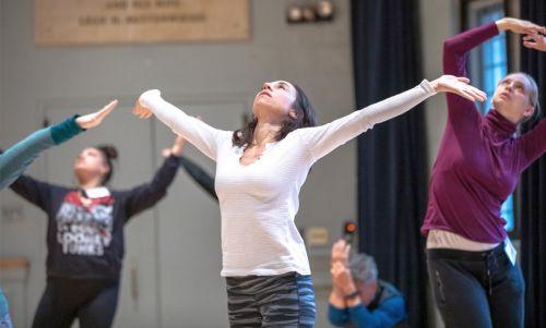 dans terapisinin faydaları nelerdir