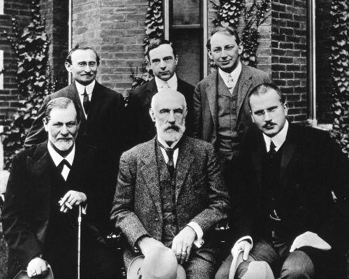 Freud Ve Jung Iki Psikanalizci