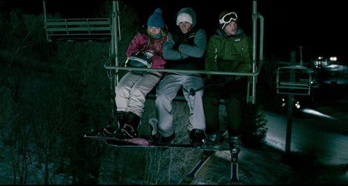Frozen Gerilim Filmleri