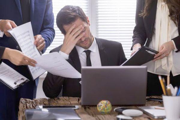 iş Hayatında Stresle Başa çıkma Yolları