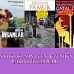 Psikolojik Kitaplar | En Çok Okunan Psikoloji Romanları