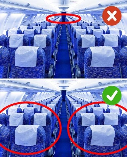 uçakta panik atak