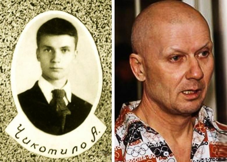 Andrei Chikatilo psikopatlık belirtileri
