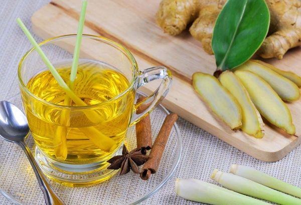 Ruh Sağlığına iyi Gelen çaylar Limon Otu çayı